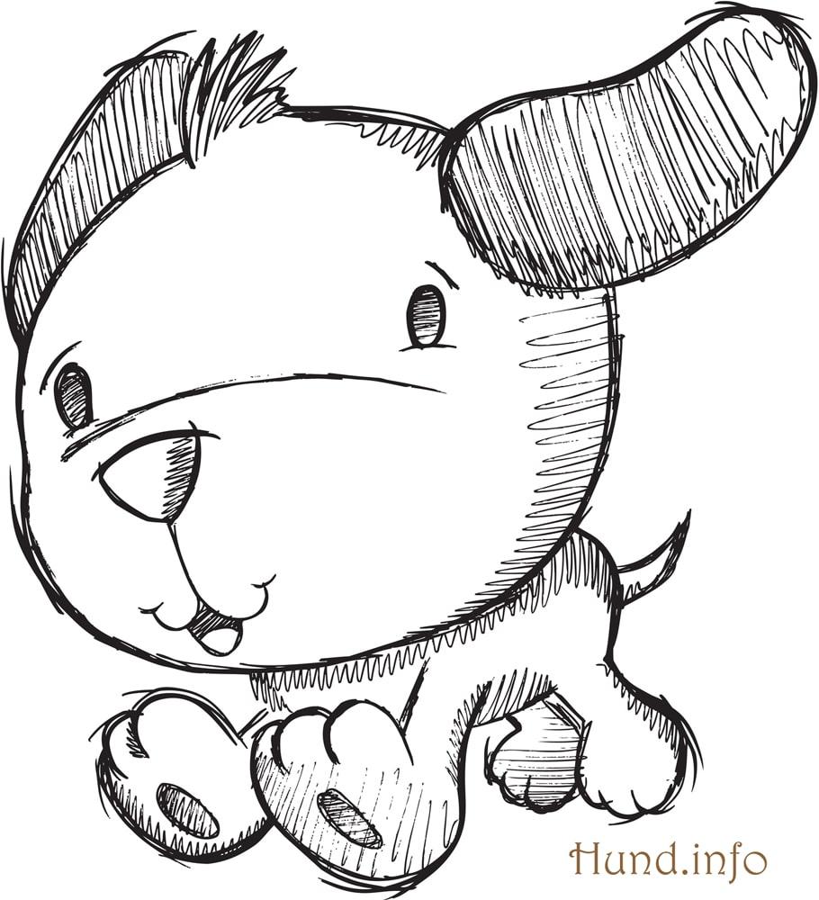 Malvorlagen Süße Hunde | My blog