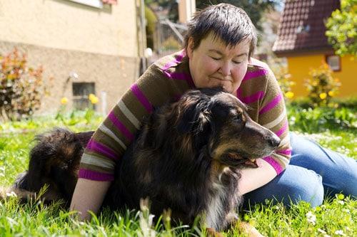 Therapiehunde-helfen