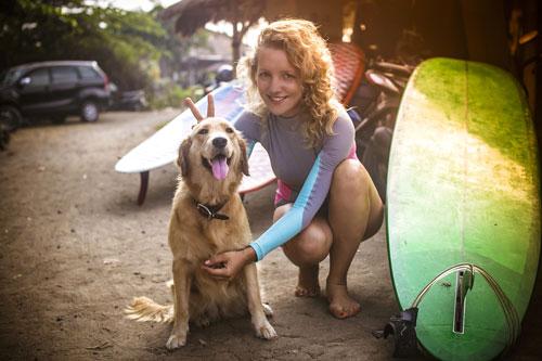 Urlaub mit Hund ja, aber muss es wirklich mit dem Flugzeug sein?