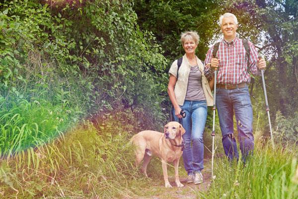 Frau mit Hund sucht…   eDarling