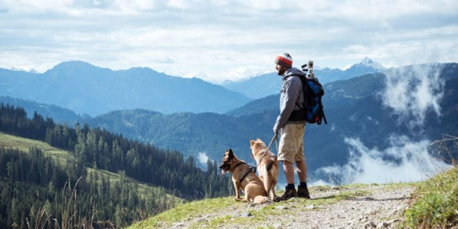 Wanderurlaub mit Hund
